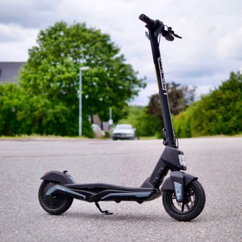 Elscooter Velocifero Mad Air 250W - Grå