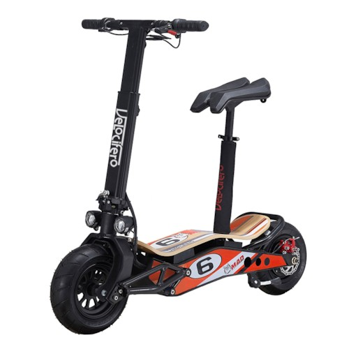 Elscooter Velocifero Minimad 800W lithium - Orange