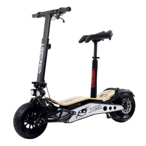 Elscooter Velocifero Minimad 800W lithium - Vit
