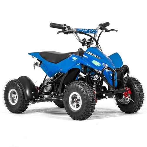 Elektrisk Mini ATV Nitrox 350W V4 - Blå