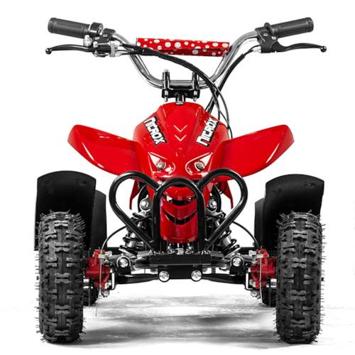 Elektrisk Mini ATV Nitrox 350W V4-2 - Röd