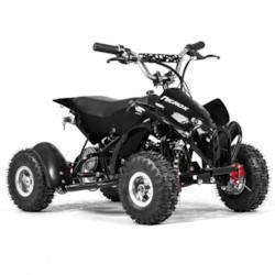 Elektrisk Mini ATV Nitrox 350W V4-3 - Svart