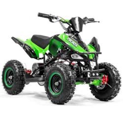 Elektrisk Mini ATV, Nitrox VIPER V4-2, 800W - Grön/svart