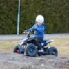 Elektrisk Mini ATV Nitrox Cobra V4 1000W - Blå/svart