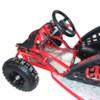 GoKart 1000W, elektrisk - Svart