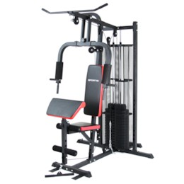 Hemmagym Multigym 2000 - 66 kg vikter