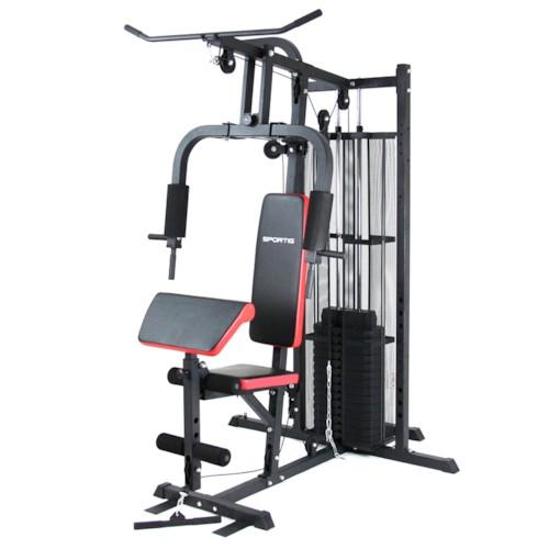 Hemmagym Multigym 2000 - 100 kg vikter
