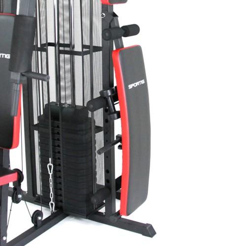 Hemmagym Multigym 5000 - 66 kg vikter