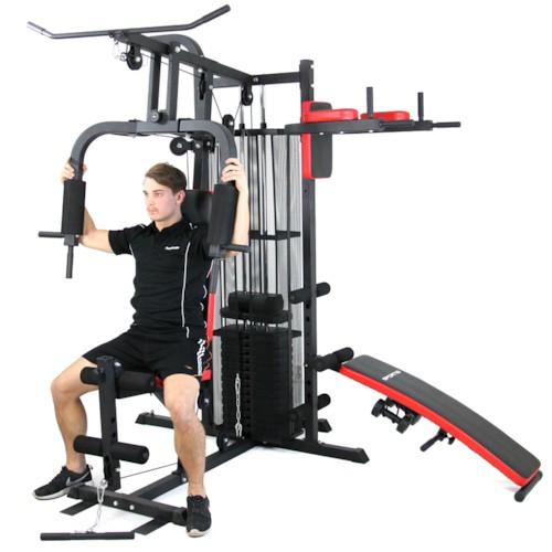 Hemmagym Multigym 5000 - 100 kg vikter