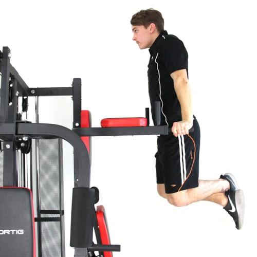 Hemmagym Multigym 8000 - 66 kg vikter
