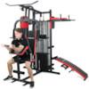 Hemmagym Multigym 8000 - 100 kg vikter