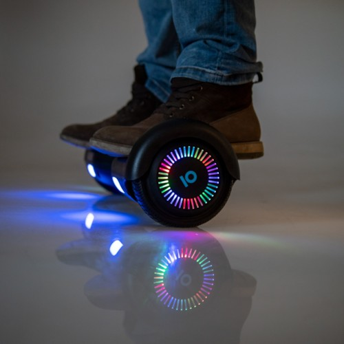 Hoverboard Nitrox Flash - Svart