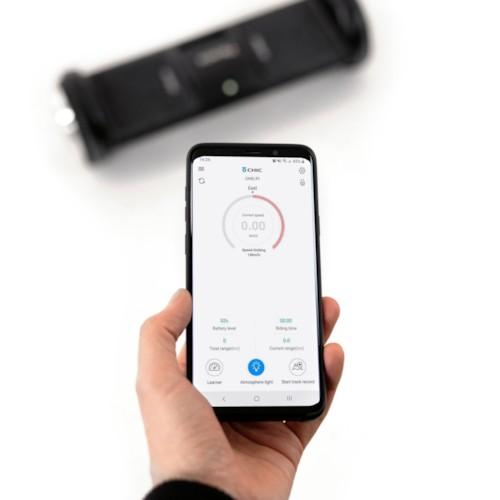 Hoverboard Nitrox Uniboard Bluetooth - Svart