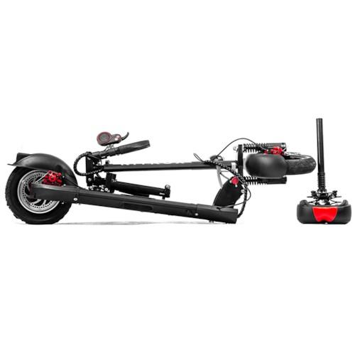 Elscooter Nitrox MyWay Lithium 400W - Svart