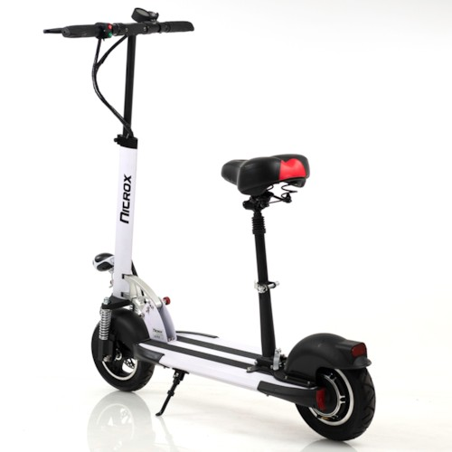Elscooter Nitrox MyWay V2 400W - Svart