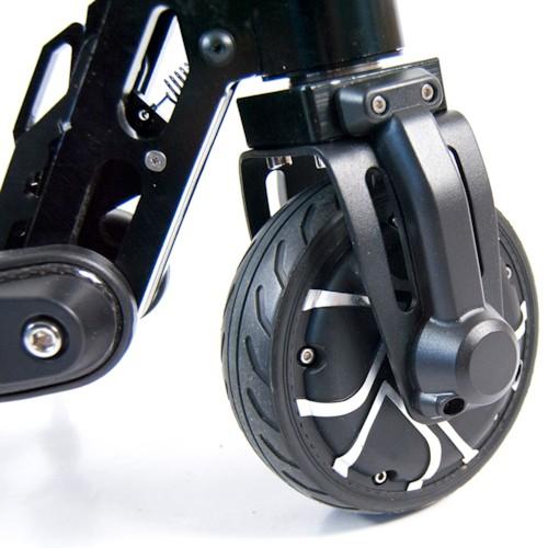 Elscooter Nitrox Carbon-5 V2 250W - Svart