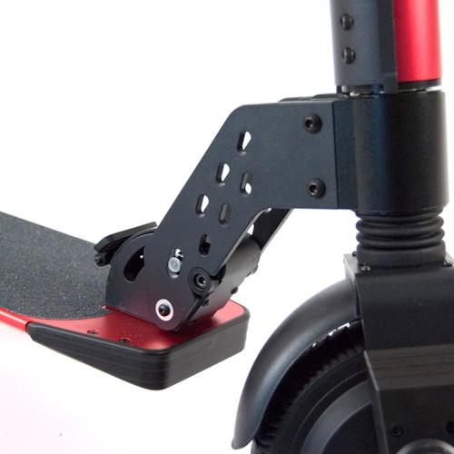 Elscooter Nitrox Alu-6 250W - Röd