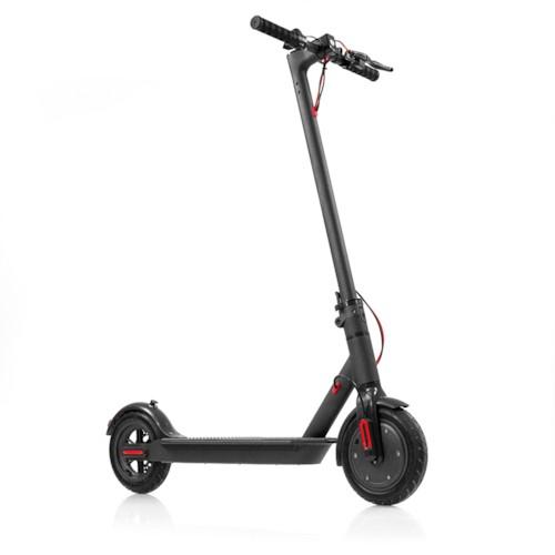 Elscooter Nitrox Alu-8 250W Bluetooth - svart