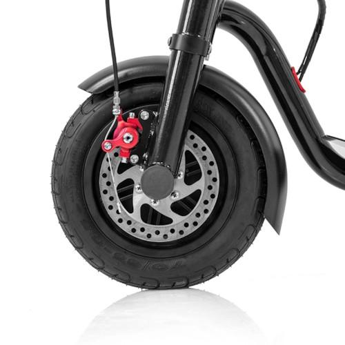 Elscooter Nitrox 350W Lithium 5200Mah - Svart