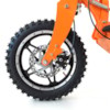 Elscooter 1300W Offroad Edition - ORANGE