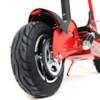 Elscooter 1600W Race - RÖD