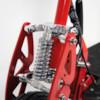 Elscooter 2000W 60V Race - Röd