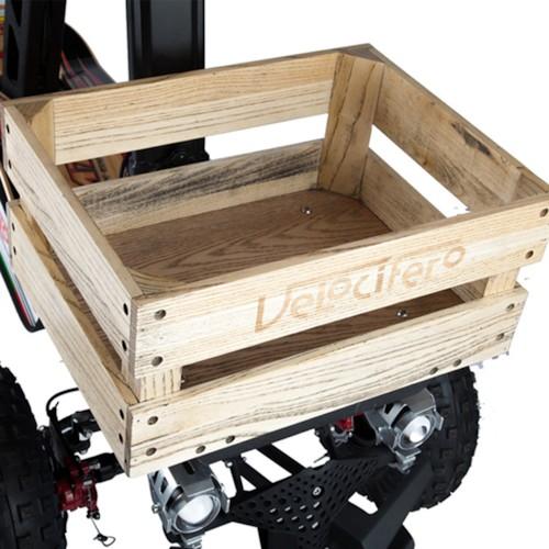 Elscooter Velocifero Mad Truck 1600W - Blå