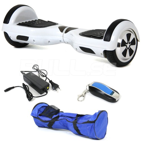 Hoverboard AirBoard PRO 2x350W - Vit