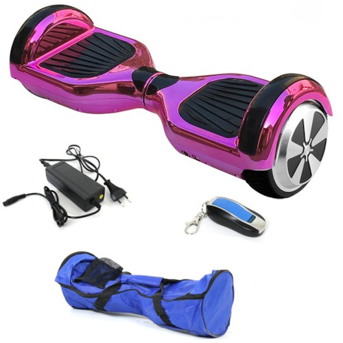 Hoverboard AirBoard PRO 2x350W - Rosa