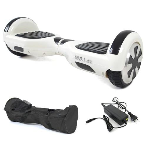 Hoverboard AirBoard PRO UL 2x350W - Vit