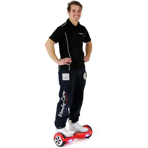Hoverboard AirBoard PRO iFlow edition - Svart