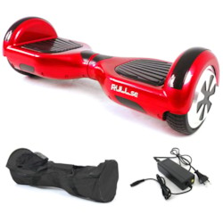Hoverboard AirBoard PRO iFlow edition - Röd