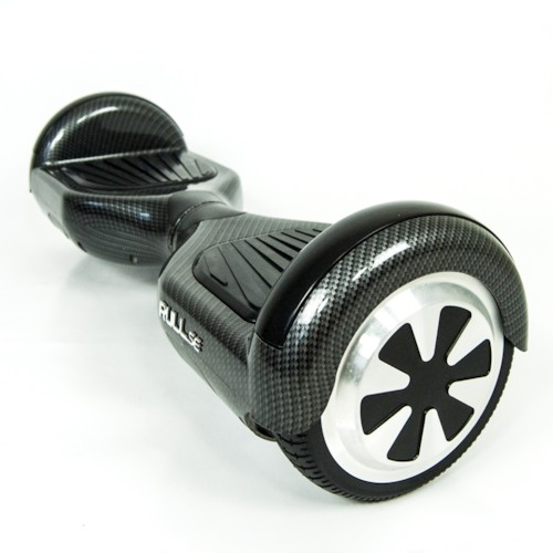 Hoverboard AirBoard PRO iFlow edition - Carbon