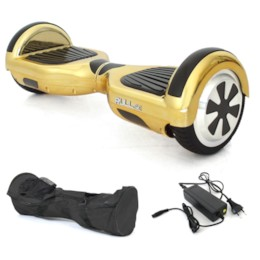 Hoverboard AirBoard PRO iFlow edition - Guld Chrome