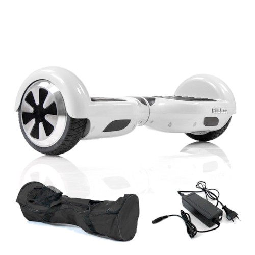 Hoverboard AirBoard PRO Bluetooth - Vit