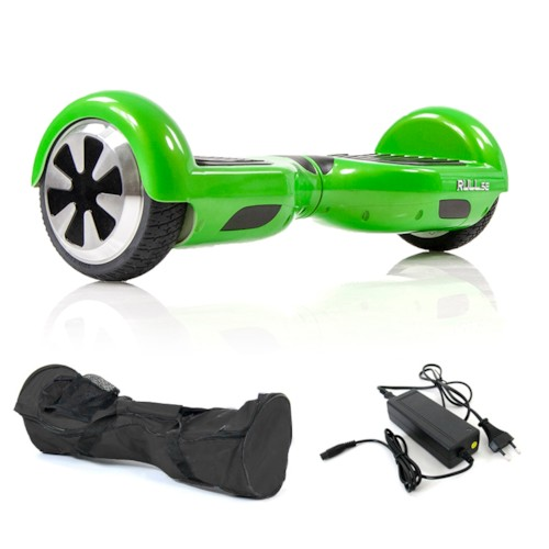 Hoverboard AirBoard PRO UL-S - Grön