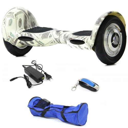 Hoverboard Airboard XL PRO 10 tum 2x350W - Dollar Edition