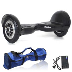 Hoverboard PRO XL 10 tum - Iflow Edition - Svart