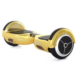 Hoverboard Airboard iFlow edition - Guld Chrome