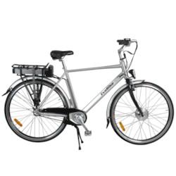 Elcykel Evobike ECO-3 250W - SILVER, herr