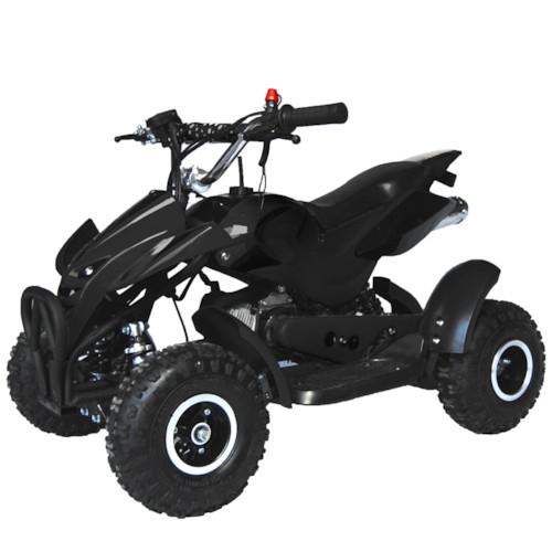 ATV 49cc Bensin, Svart