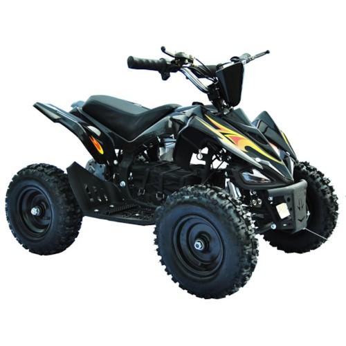 Elektrisk Mini ATV, 500W VIPER II, Blå