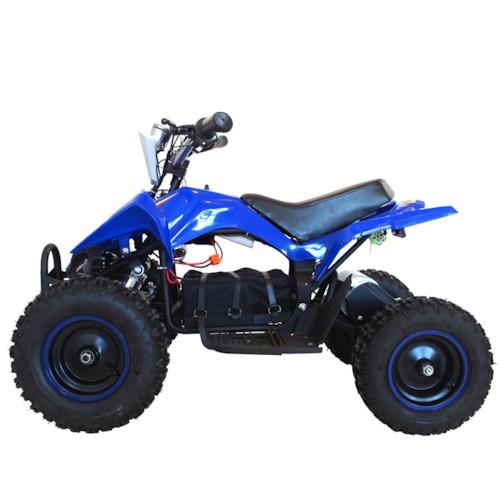 Elektrisk Mini ATV, VIPER II, 800W - Blå