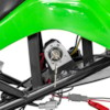 Elektrisk Mini ATV, Nitrox VIPER V3, 800W - Grön/svart