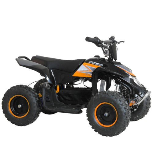 Elektrisk Mini ATV Cobra, 1000W - Svart/Orange
