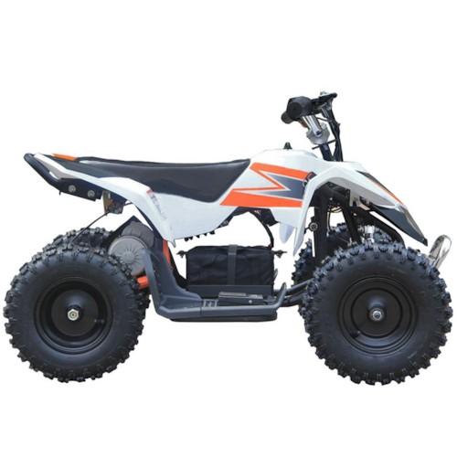 Elektrisk Mini ATV Cobra, 1000W - Vit/Röd