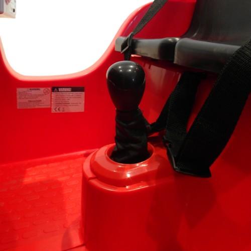 Elbil Humbler 2x45W med fjärrkontroll - SVART