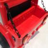 Elbil Humbler 2x45W med fjärrkontroll - RÖD