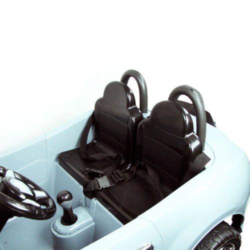Elbil Roadster 12V - SVART