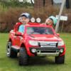 Elbil Ford Ranger Premium 12V - Röd